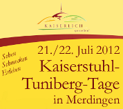 Logo: Kaiserstuhl-Tuniberg-Tage